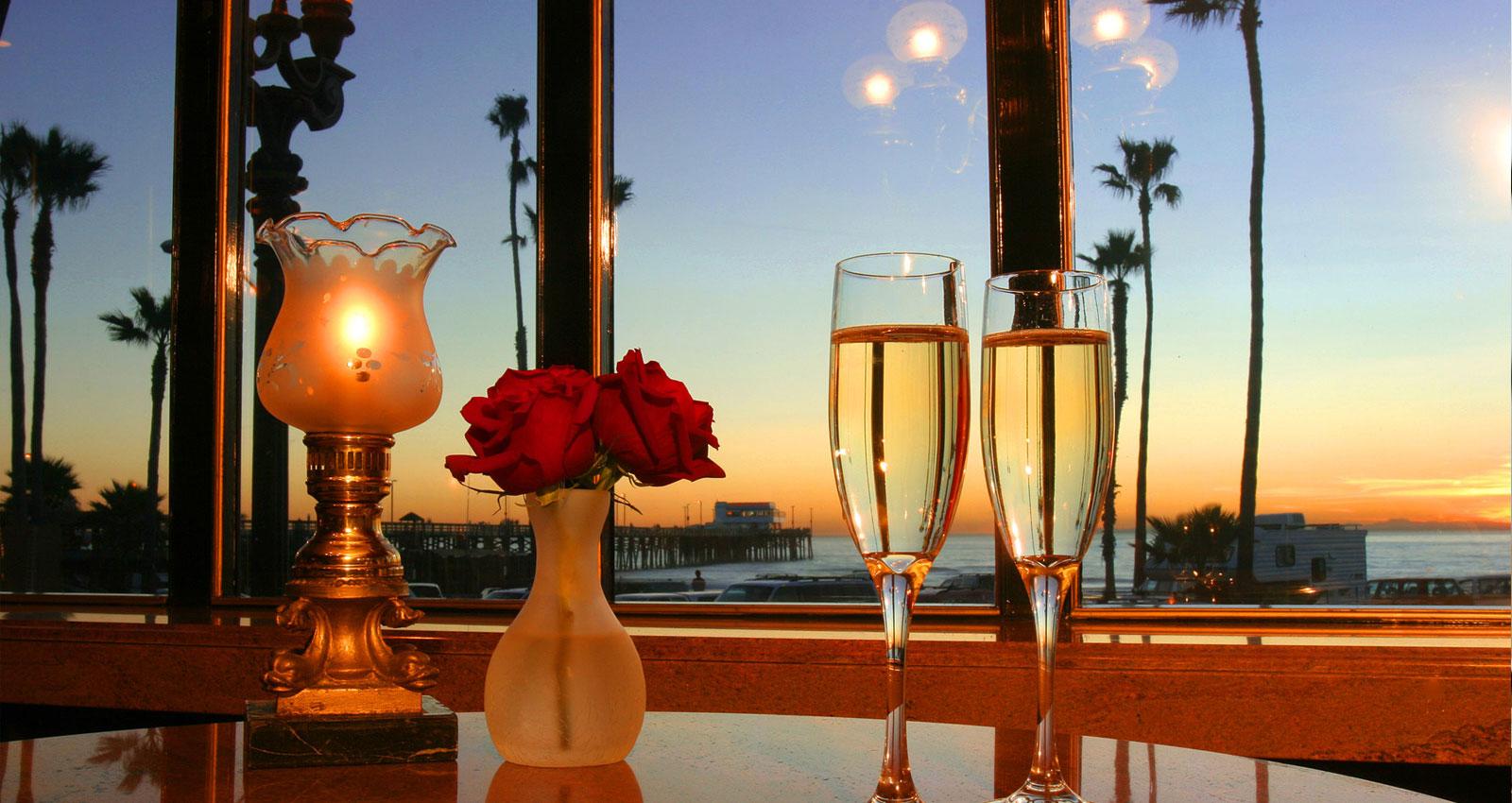 Best Newport Beach Steak and Seafood Restaurant 21 Oceanfront